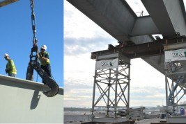 V&M Erectors crew emphasizes teamwork